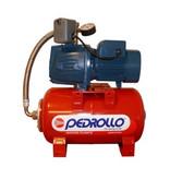 Pedrollo JSWm 2CM/24L 0,75 kW - 1,0 PK hydrofoorpomp