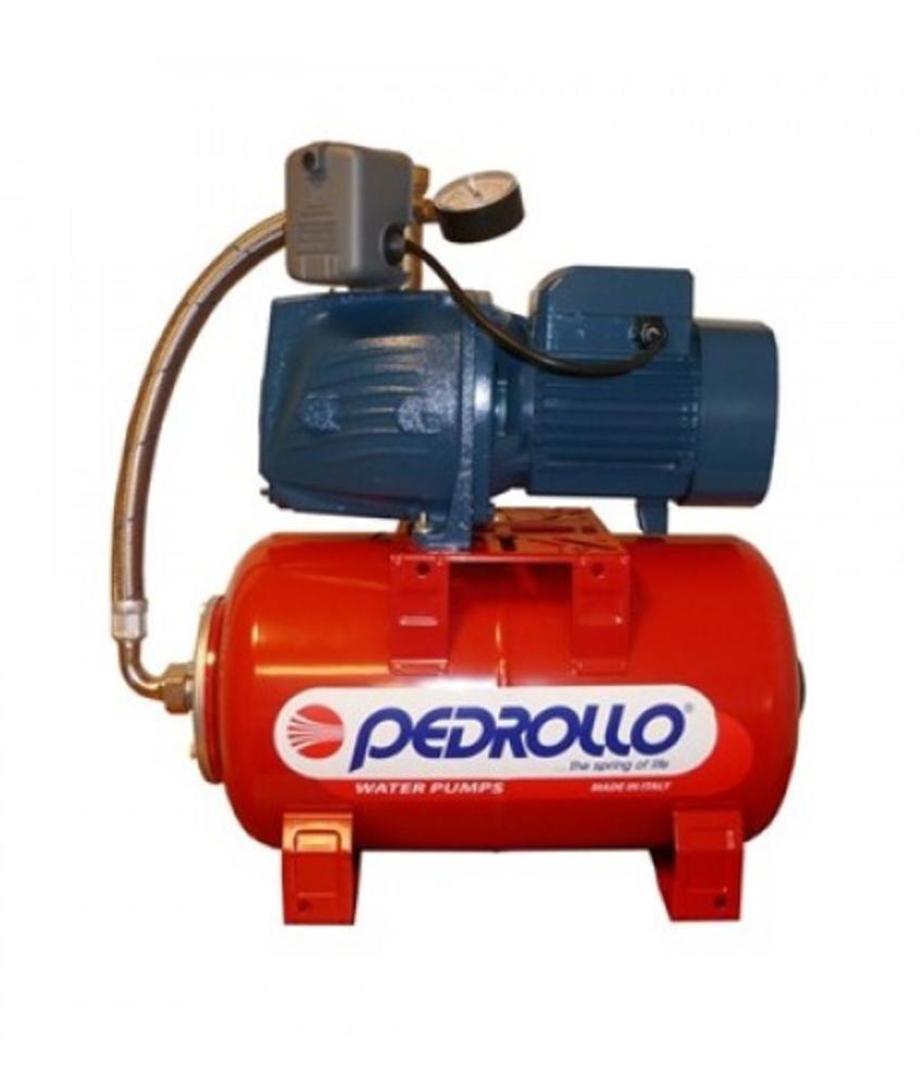 Pedrollo JSWm 2A (15M)/24L 1,1 kW - 1,5 PK hydrofoorpomp