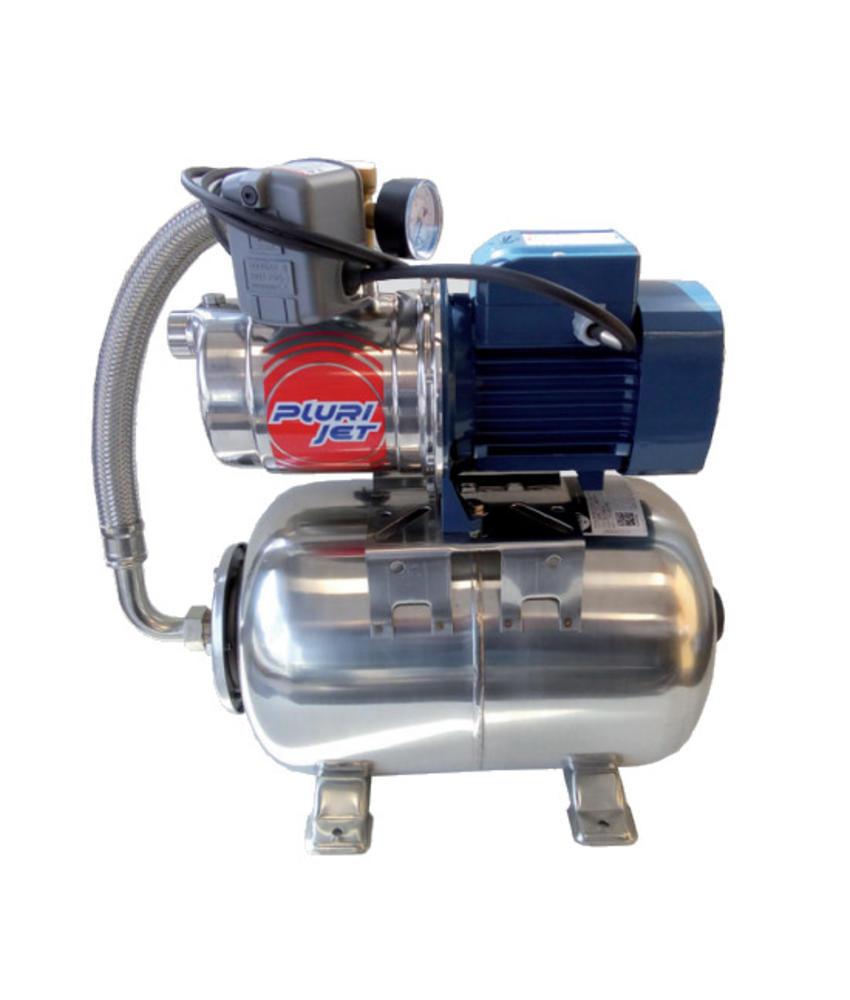 Pedrollo JCRm 2A/60L SS 1,1 kW - 1,5 PK hydrofoorpomp