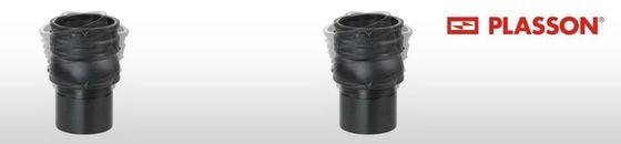 Plasson elektrolas flexibele koppeling 0-12° (mof x spie)