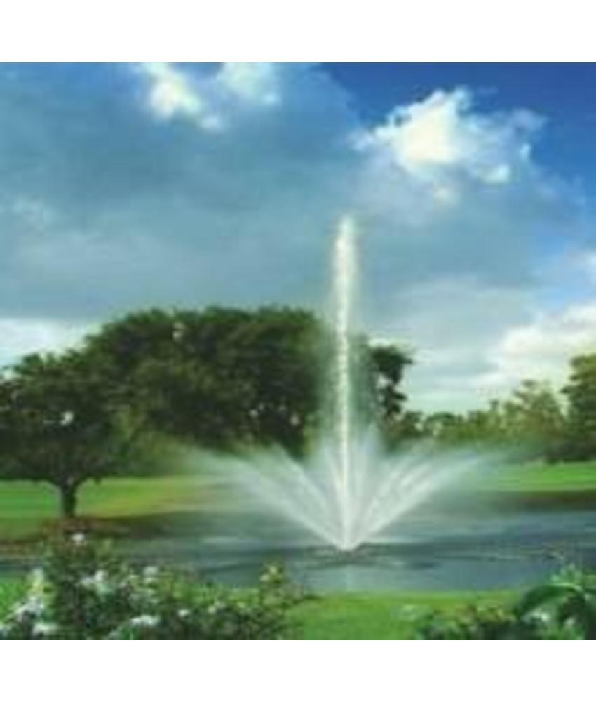 AquaMaster Crown & Geyser nozzle