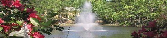 Otterbine Tristar drijvende fontein
