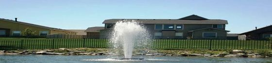 Otterbine Rocket drijvende fontein