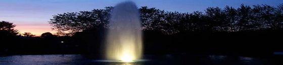 Otterbine Comet drijvende fontein