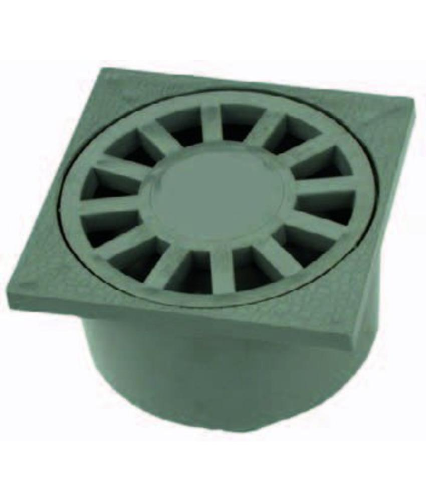 Wavin Slagvaste PVC-vloerput