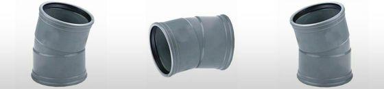 PVC Bocht 15gr, SN4 mof/mof (110 t'm 160mm)