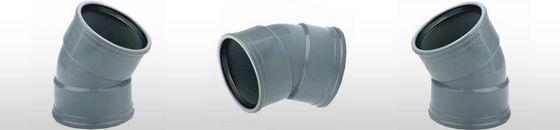 PVC Bocht 30gr, SN4 mof/mof (110 t'm 200mm)