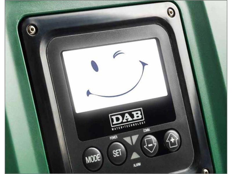 DAB E.sybox hydrofoorpomp zonder voordrukbeveiliging