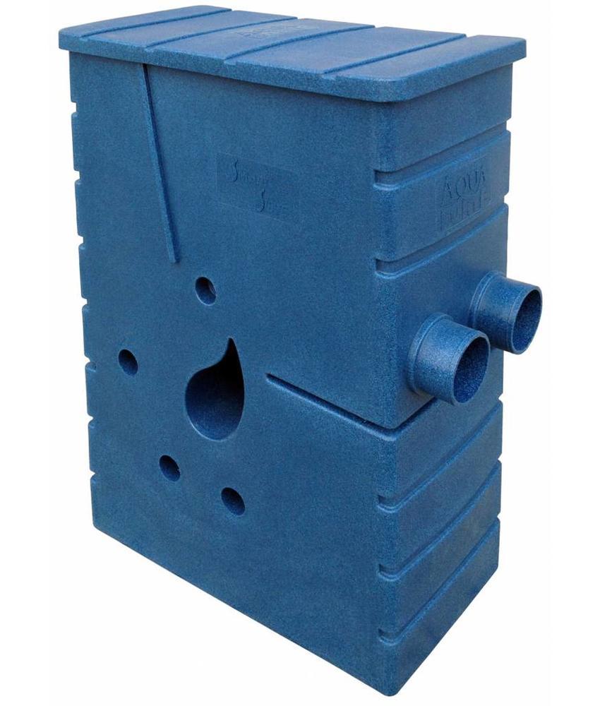 AquaForte Smartsieve  zwaartekracht zeefbochtfilter