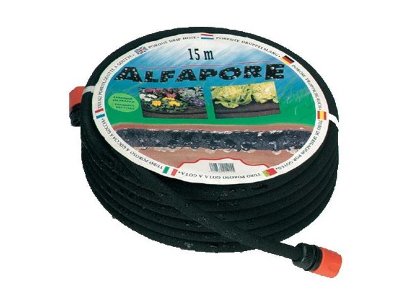 "Alfaflex Alfapore zweetslang ½"" - 15 meter"