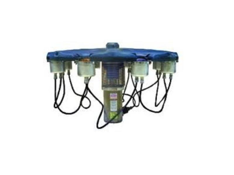 AquaMaster Masters Series drijvende fontein (zonder Nozzle) - 1 PK 380 Volt