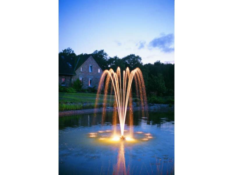 AquaMaster Verlichtingsset 6 x 12 watt LED