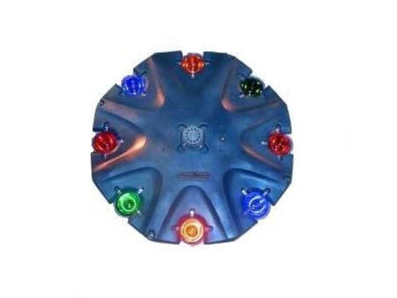AquaMaster Verlichtingsset 6 x 150 watt