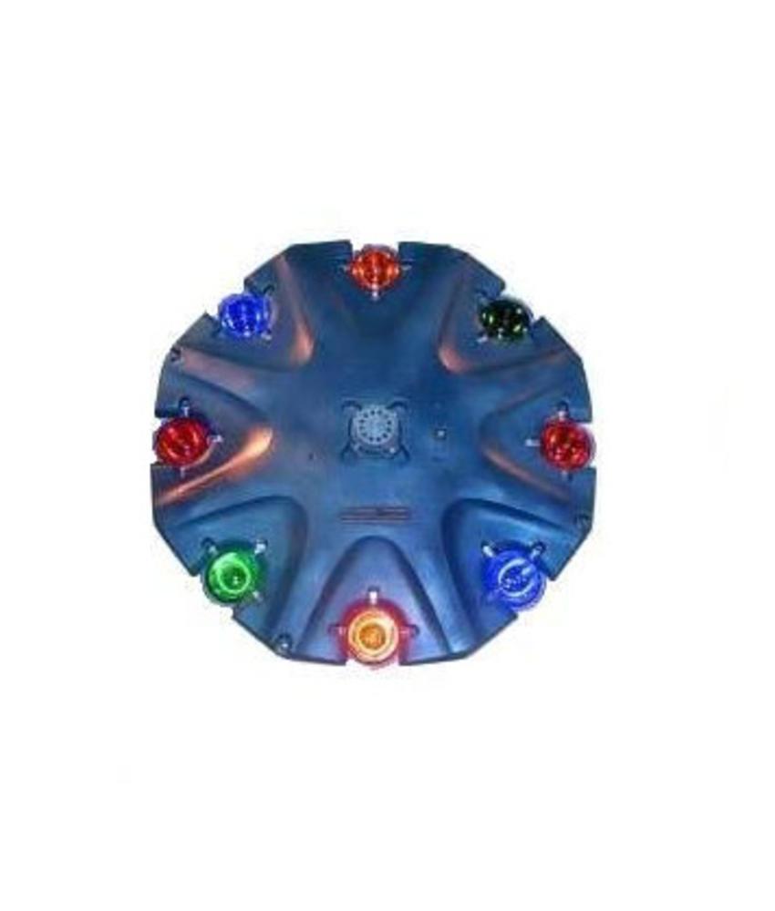 AquaMaster Verlichtingsset (RVS) 8 x 150 watt