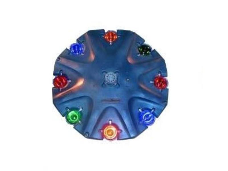 AquaMaster Verlichtingsset 6 x 21 watt LED