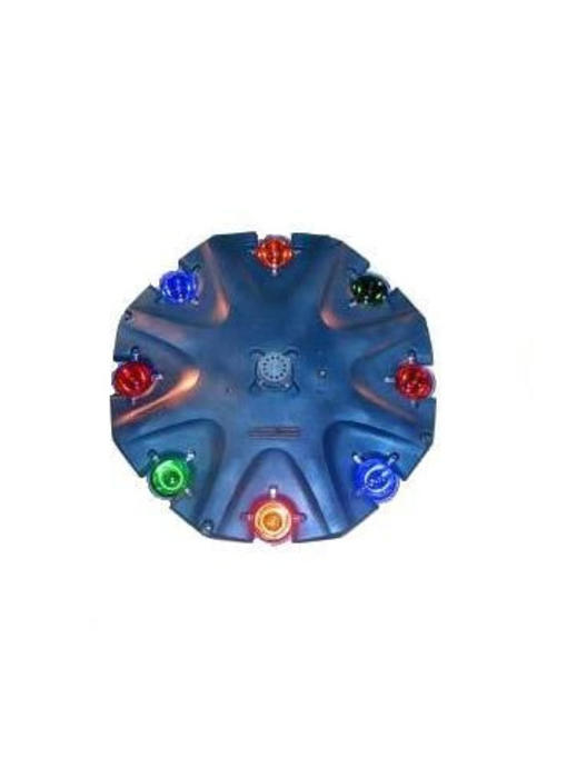 AquaMaster Verlichtingsset 6 x 18 watt LED