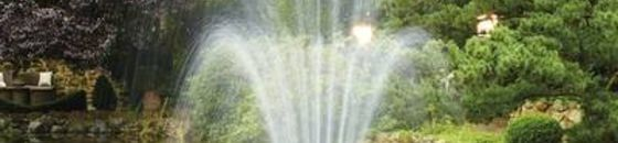 Oase vijverfonteinen | Drijvende fonteinen