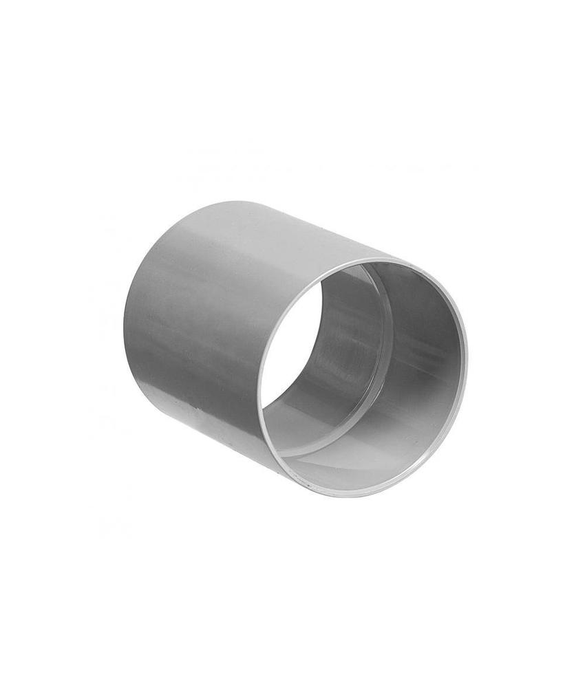 PVC HWA lijm mof - 70 mm
