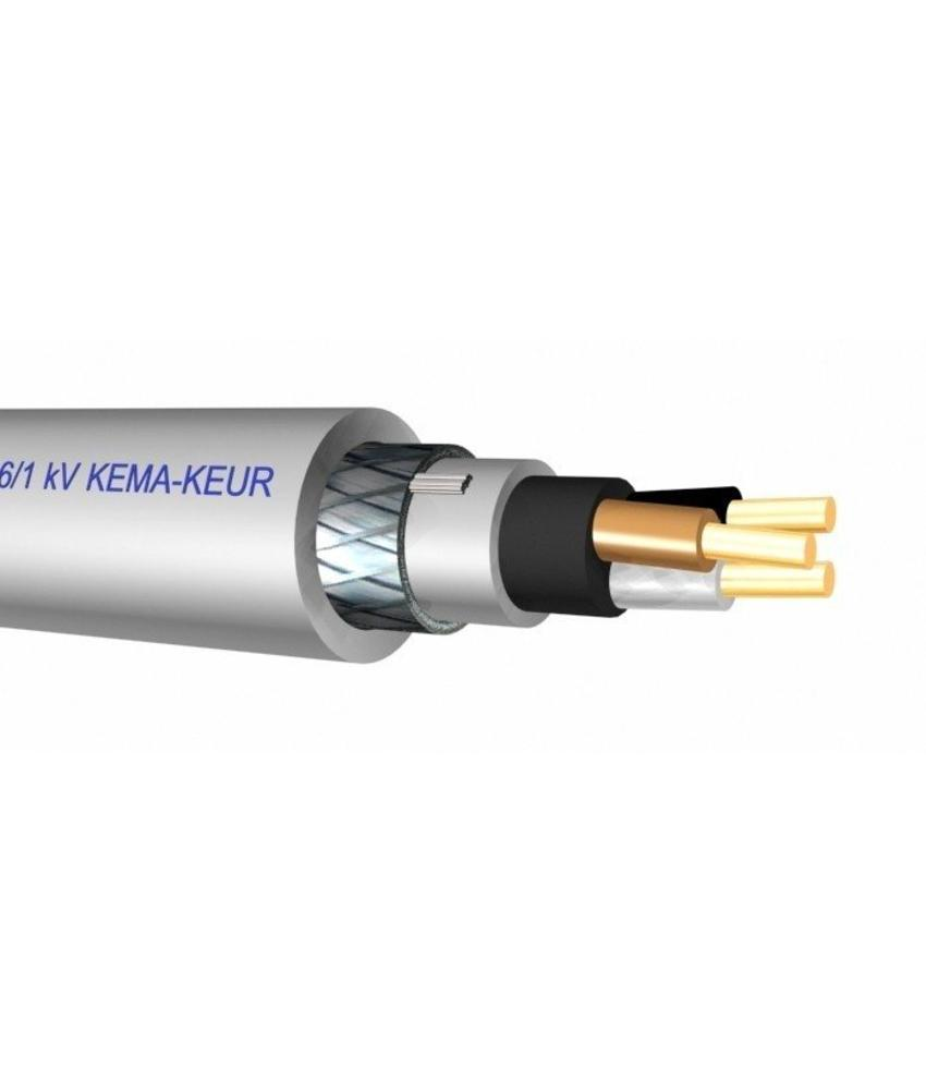 YmvKas-mb 3x2,5 mm2 grondkabel