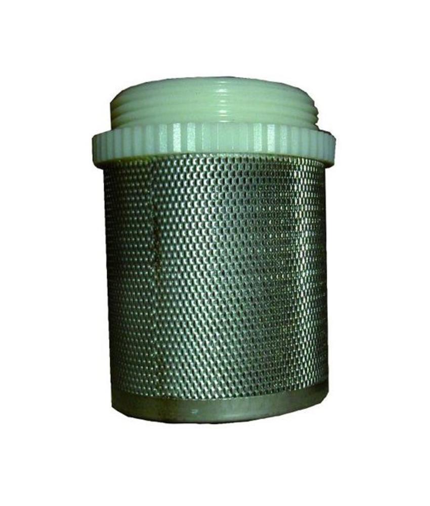 RVS filterkorf 1''