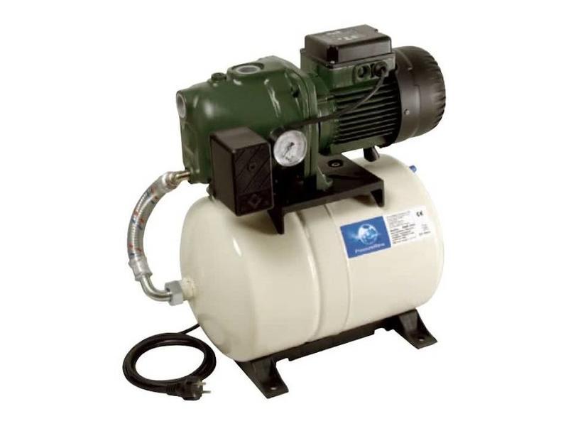 DAB Aquajet 102 M hydrofoorpomp (0,75KW -230V)
