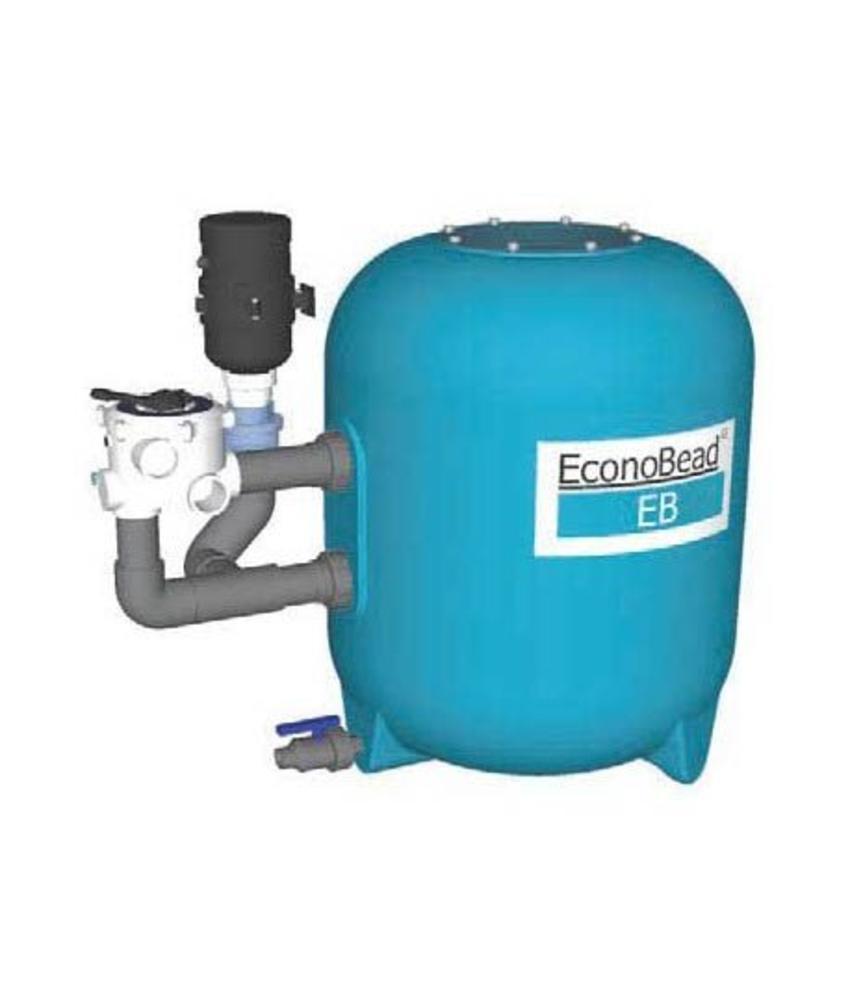 "AquaForte EconoBead EB-60 beadfilter 2"""