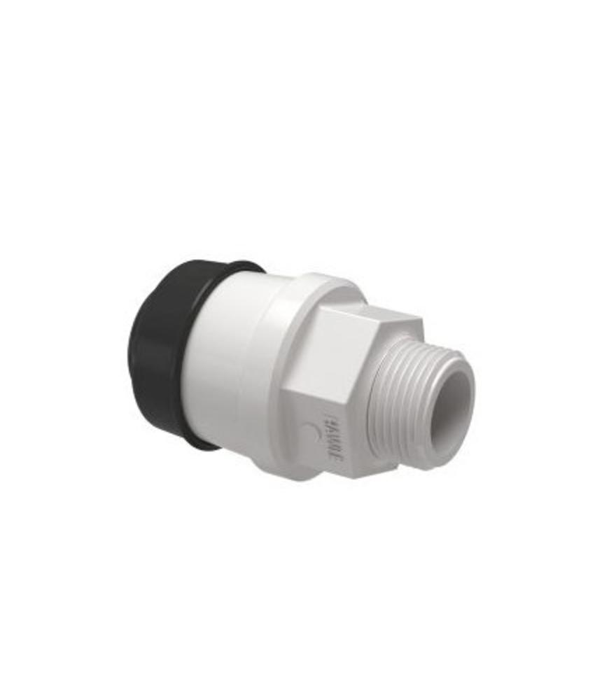 "Hawle draadkoppeling GASTEC - 25 mm x ¾"""