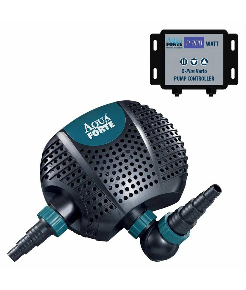 AquaForte O-Plus Vario 20000 vijverpomp