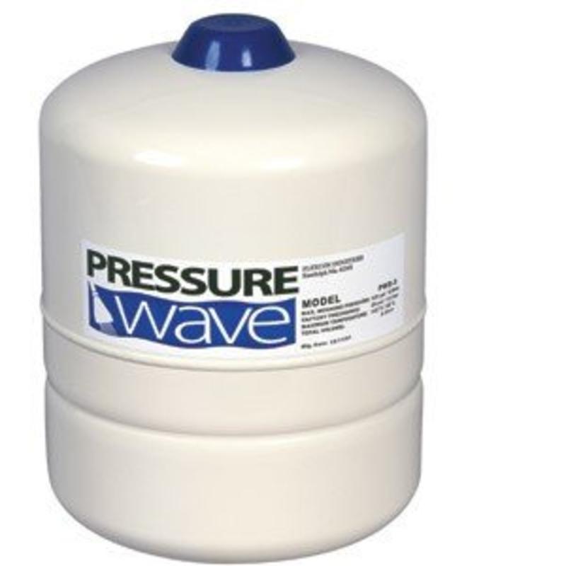 Pressure Wave Horizontaal Membraanvaten