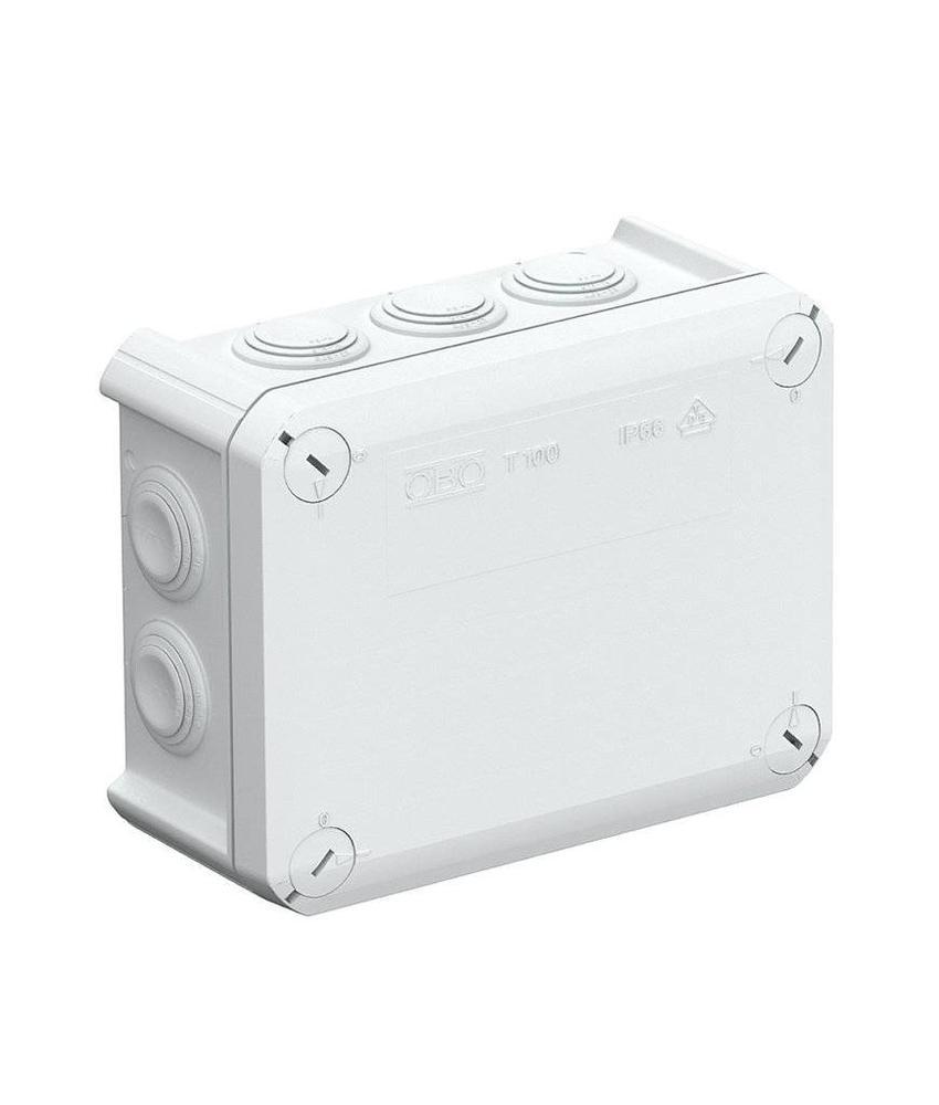 OBO kabeldoos T100 - 150 x 116 x 67 mm, IP 55, 500 V