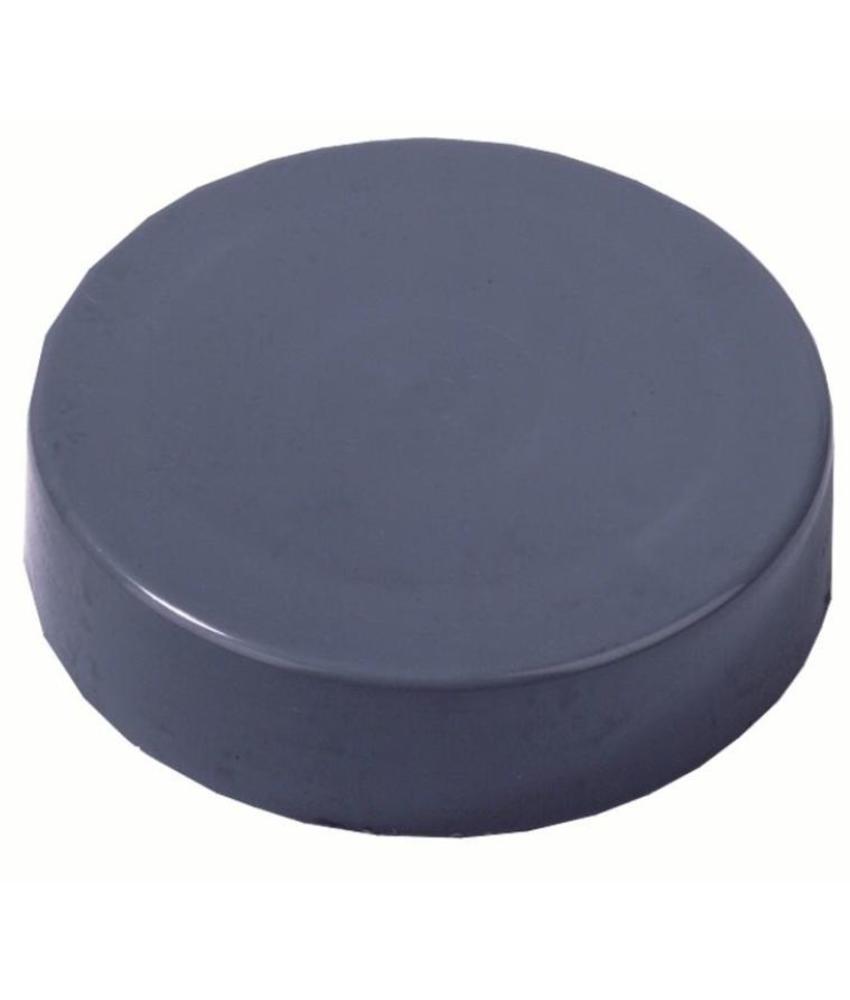 PVC afsluitkap SN4, Ø75 mm lijm