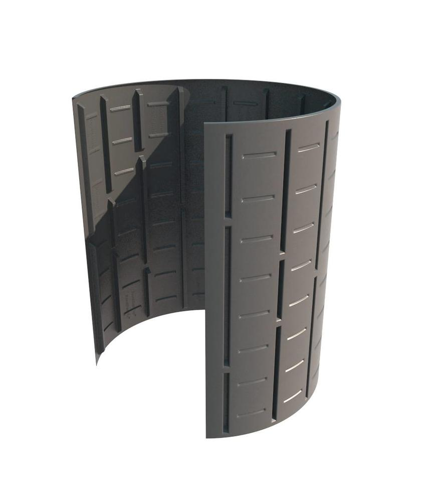 RootBarrier RootPanels Rib wortelgeleidingssysteem