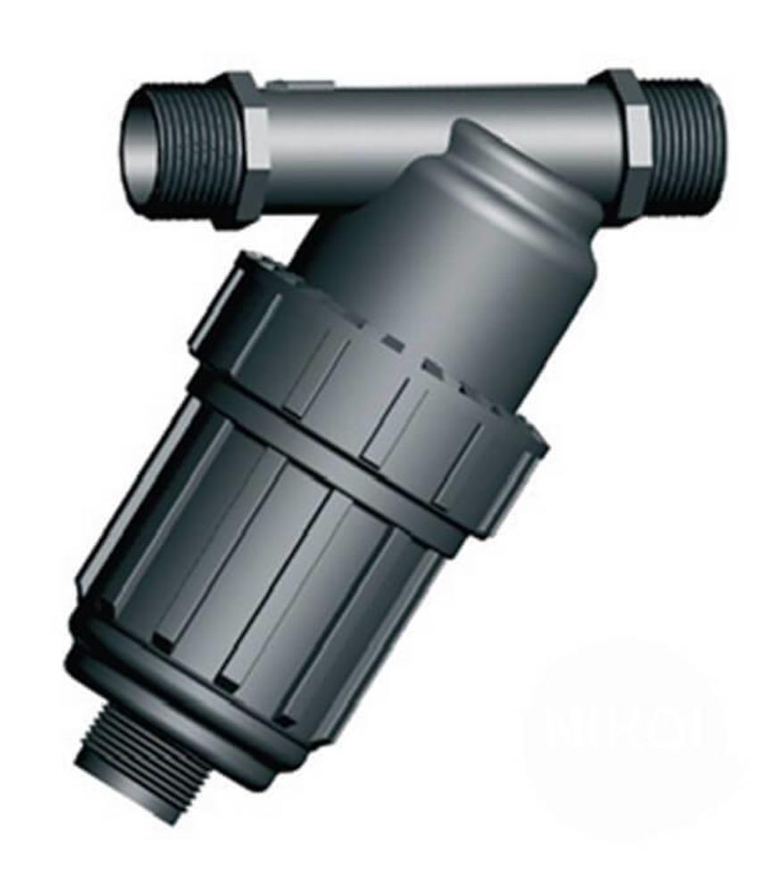 "PP Y-filter ¾"" bu.dr. - max. 8 bar / 5 m³ | 125 micron"