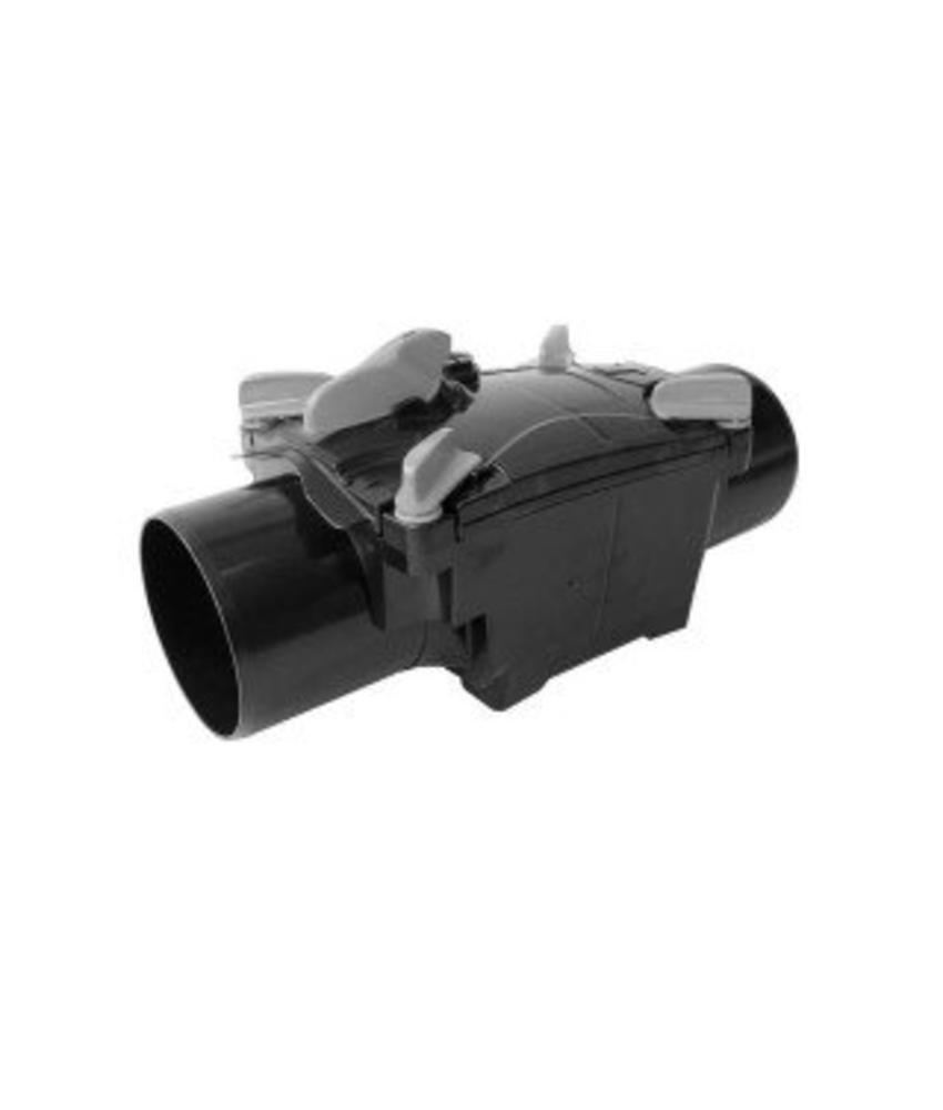 Terugslagklep ABS - 125 mm