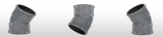 PVC bocht 30° SN8 mof/mof (Ø110 t/m Ø315 )