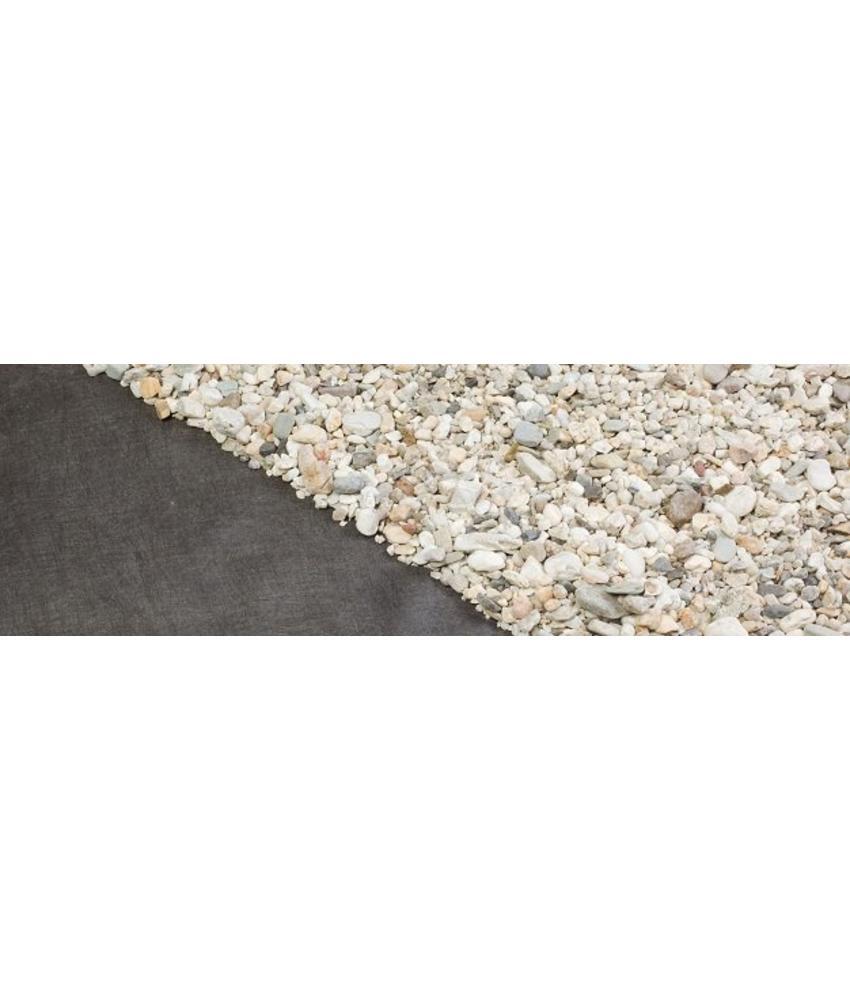 RootBarrier Gronddoek grijs 100-120 g/m2 breedte 200 CM, L = 25 meter