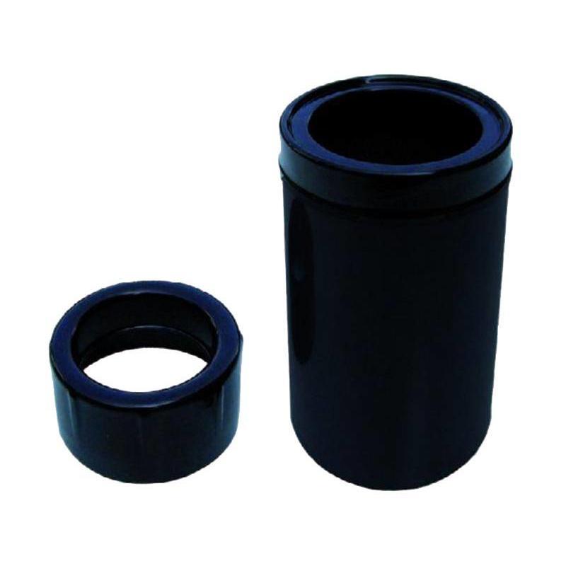 AquaForte drijvende skimmer met verloop | H = 280mm, ø 160 mm