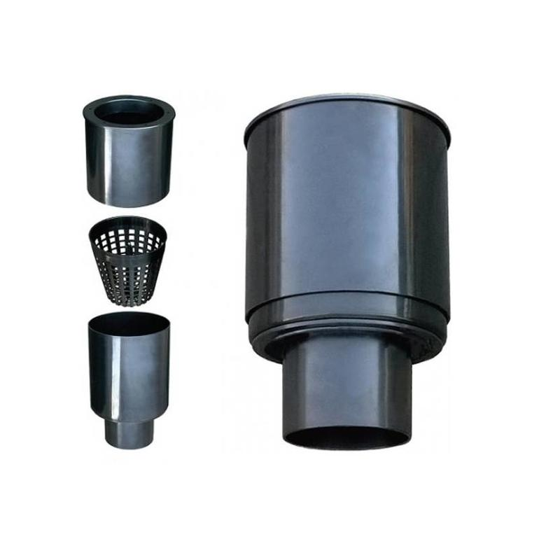 AquaForte drijvende skimmer met korf   200 mm x 110 mm