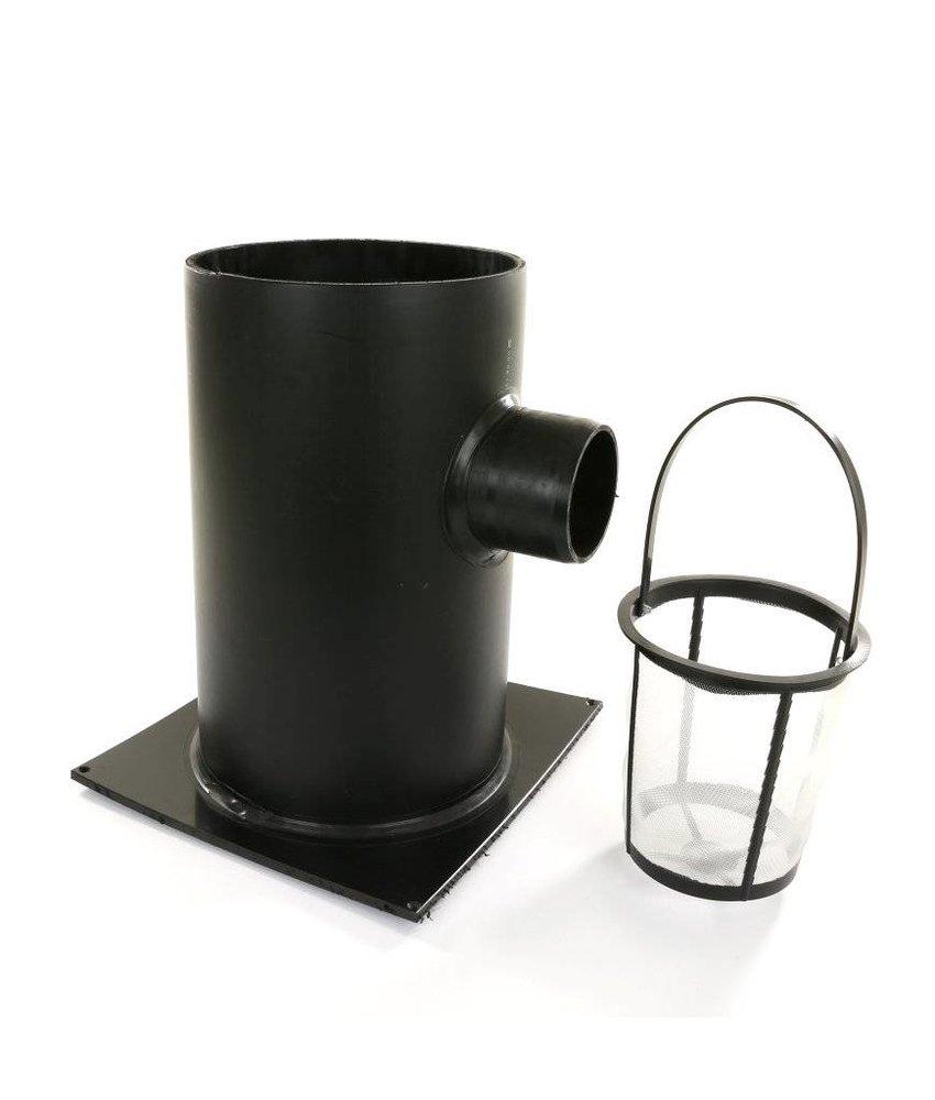 HeitkerBloc Filterschacht Ø315 mm H = 500 mm, open bodem, inclusief filterkorf