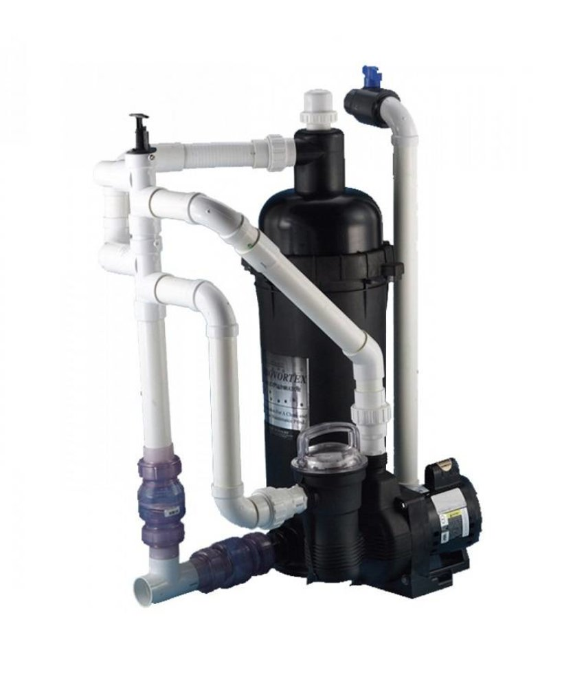 AquaForte Turbo vortex voorfilter vijver
