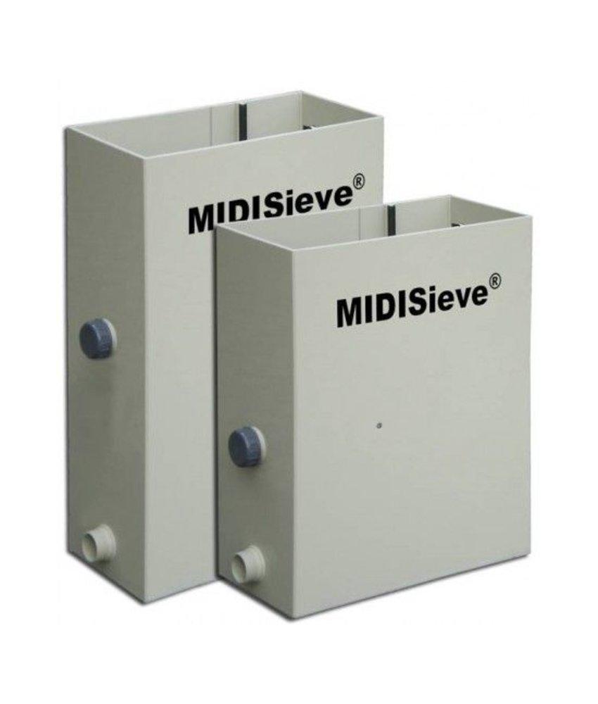 AquaForte MIDI Sieve verhoogde zwaartekracht zeefbochtfilter