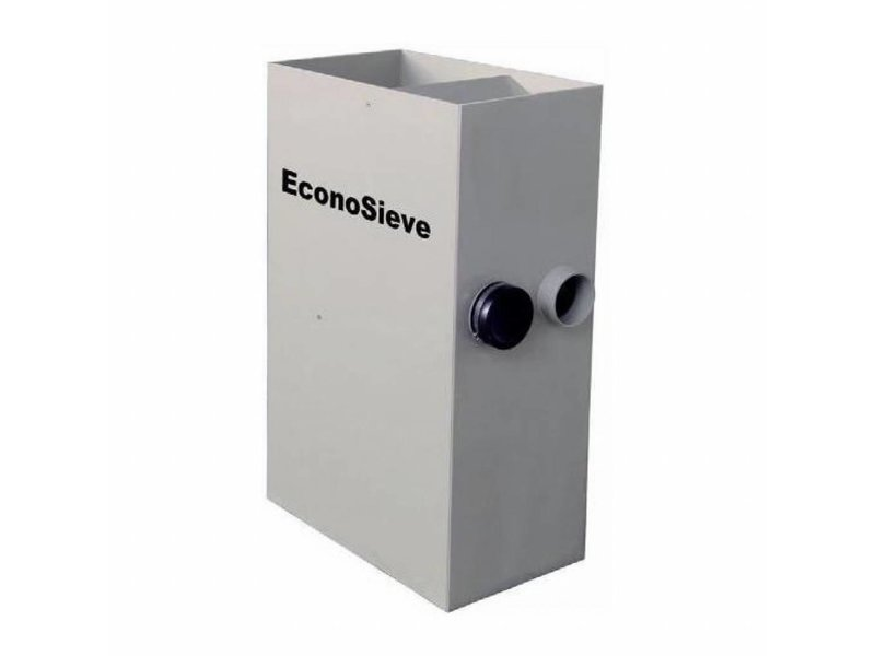 AquaForte EconoSieve zwaartekracht zeefbochtfilter
