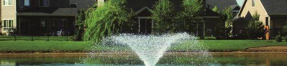 Aquamaster fonteinen