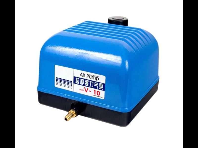 AquaForte Hi-Flow luchtpomp V-10 - 10 watt