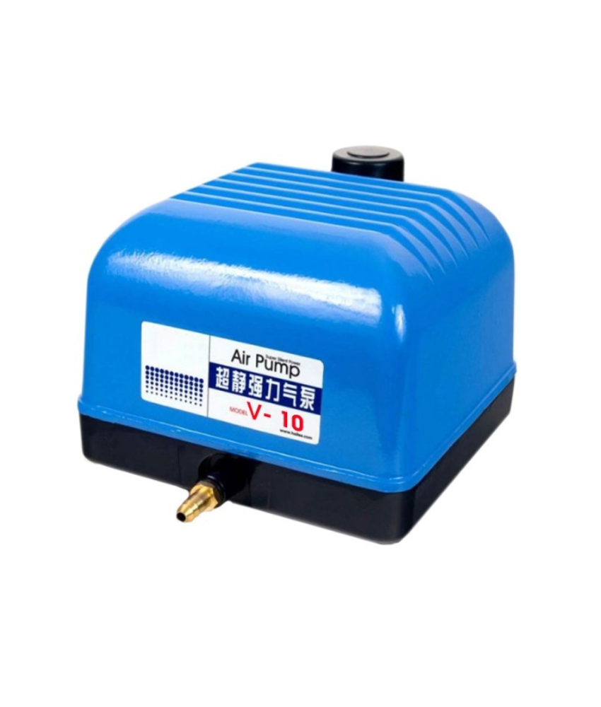 AquaForte Hi-Flow luchtpomp V-10 - 10 watt