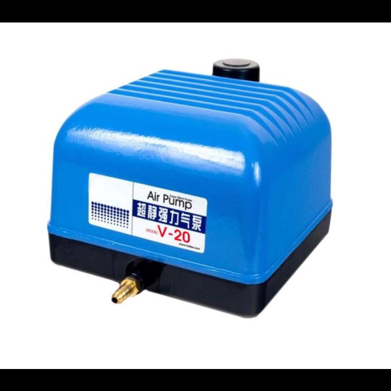 AquaForte Hi-Flow luchtpomp V-20 - 15 watt