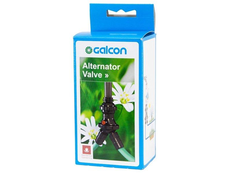 Galcon Alternator valve 2-weg verdeler