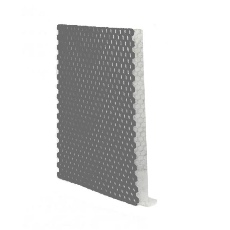 Grindplaat grijs ECCOgravel 120 x 80 x 3 cm | Grindplaten