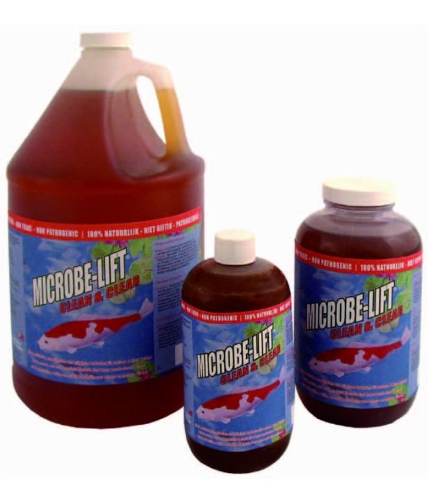 Microbe-lift Clean & Clear 4 liter