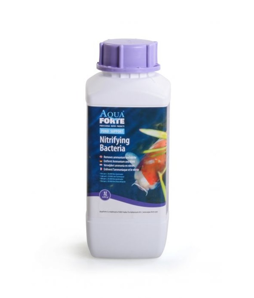 AquaForte Nitrificerende bacteriën  1 liter